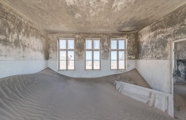 Kolmanskop © Romain Veillon