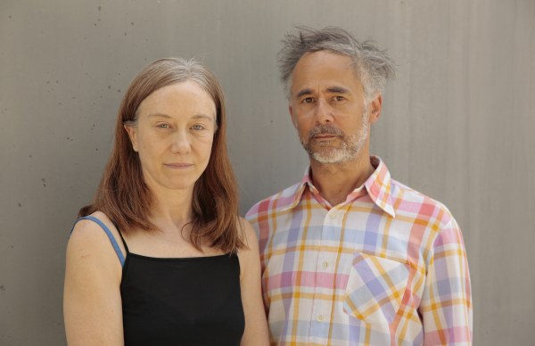 Valérie Dréville et Jérôme Bel © Paul Belgram