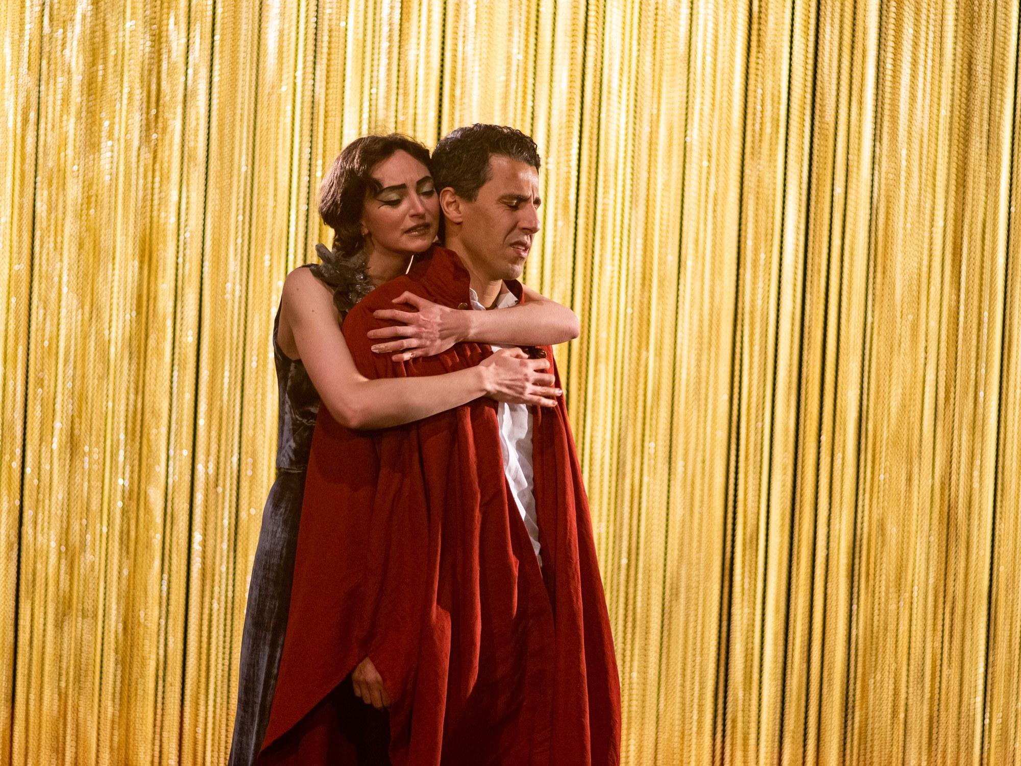 Antoine et Cléopâtre © Bellamy