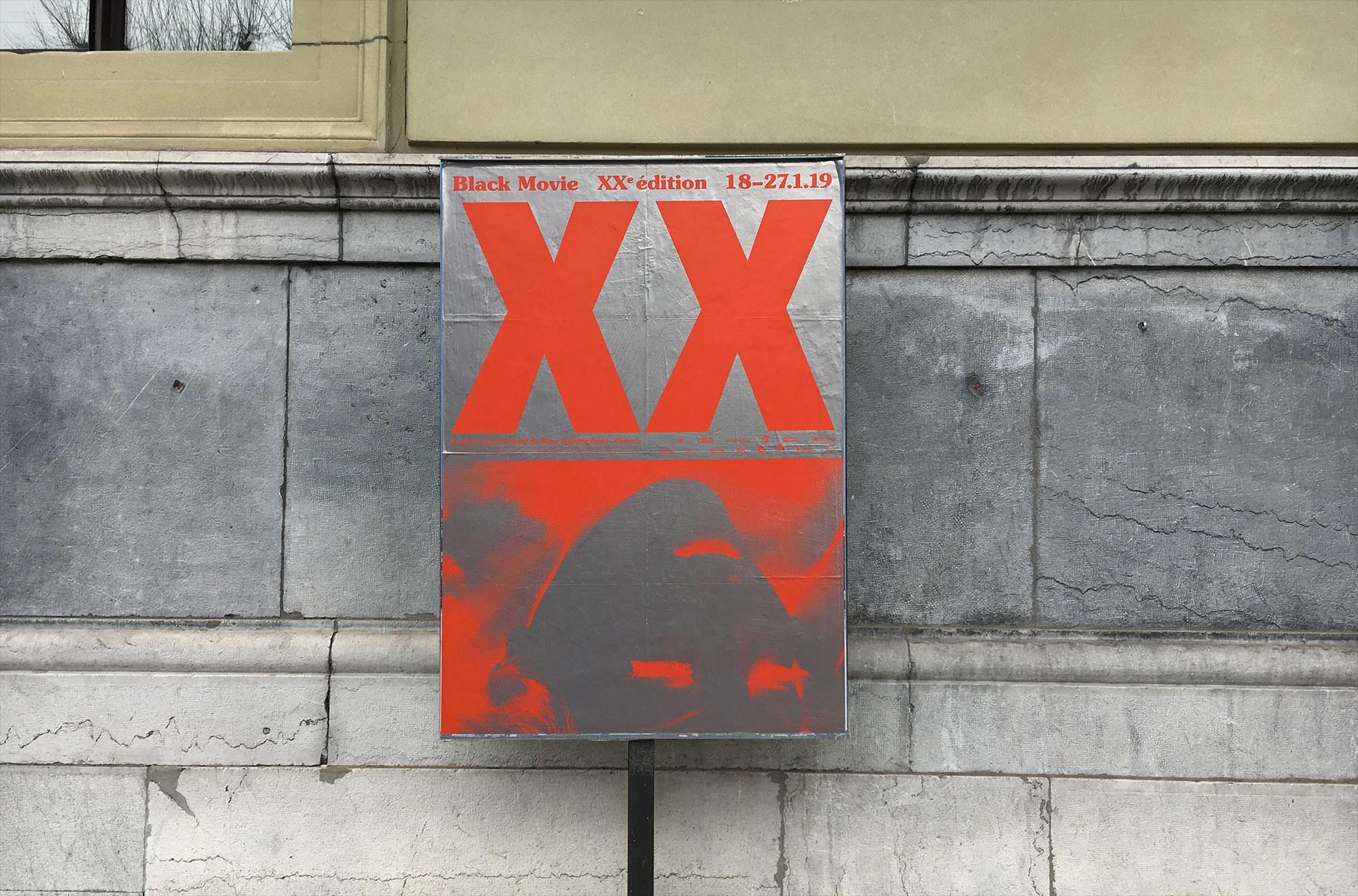 BLACK MOVIE 2019 – Affiche