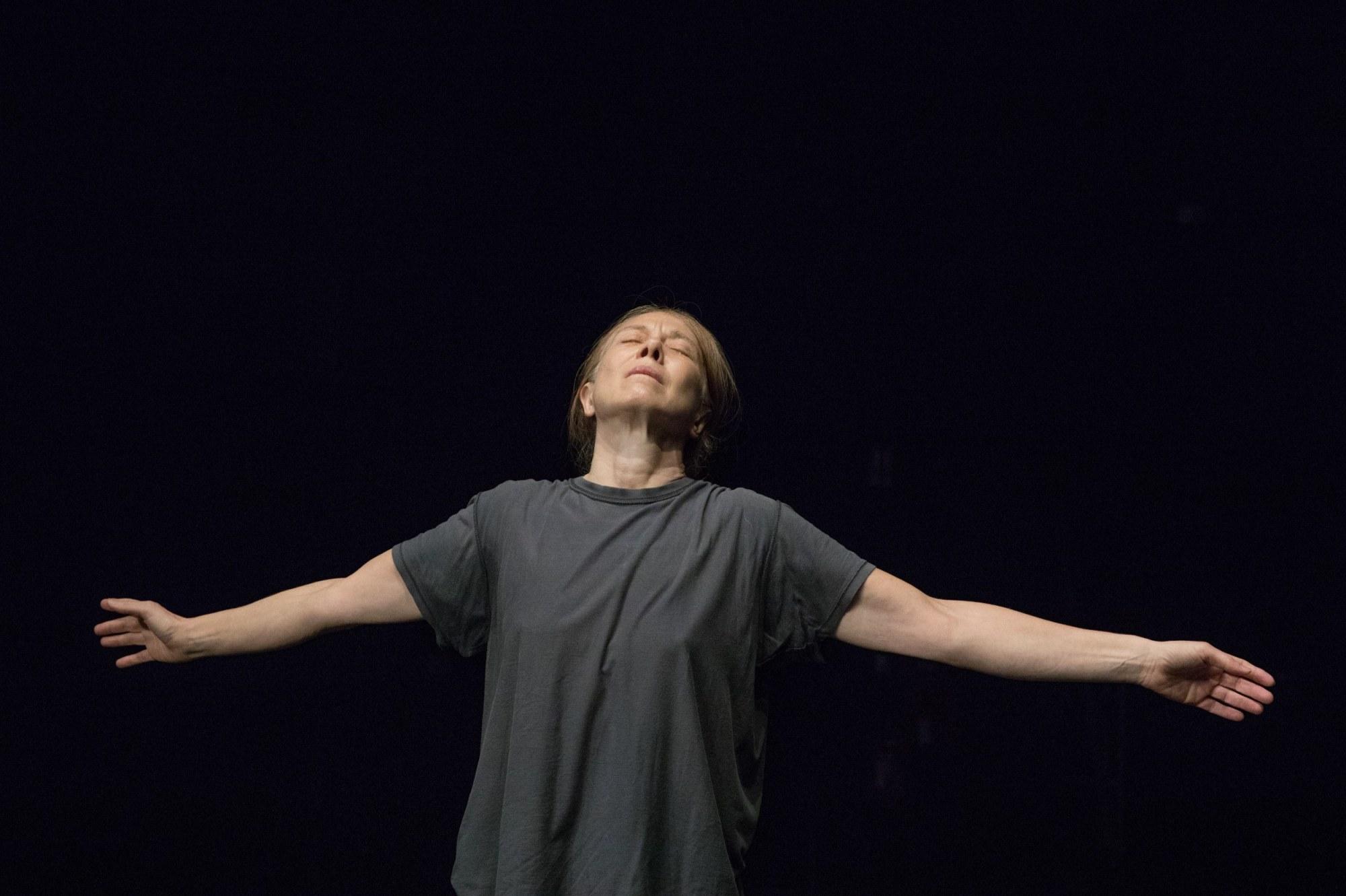 Danse pour une actrice © Véronique Ellena