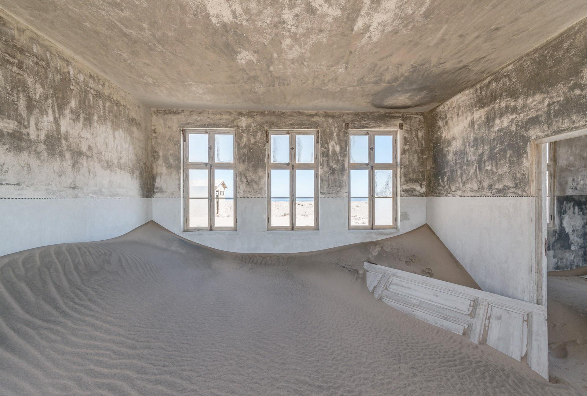 Kolmanskop - Photographie © Romain Veillon