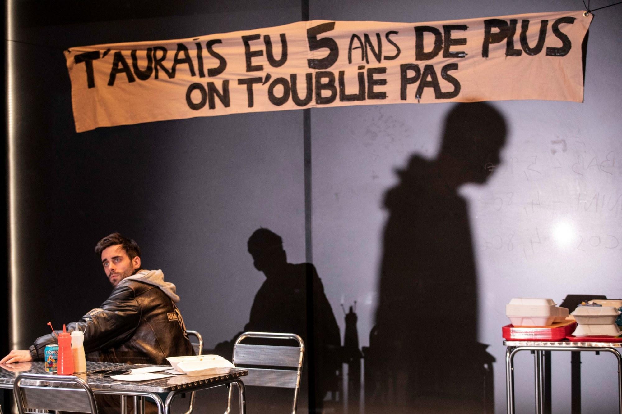 La Comparution © Jean Louis Fernandez