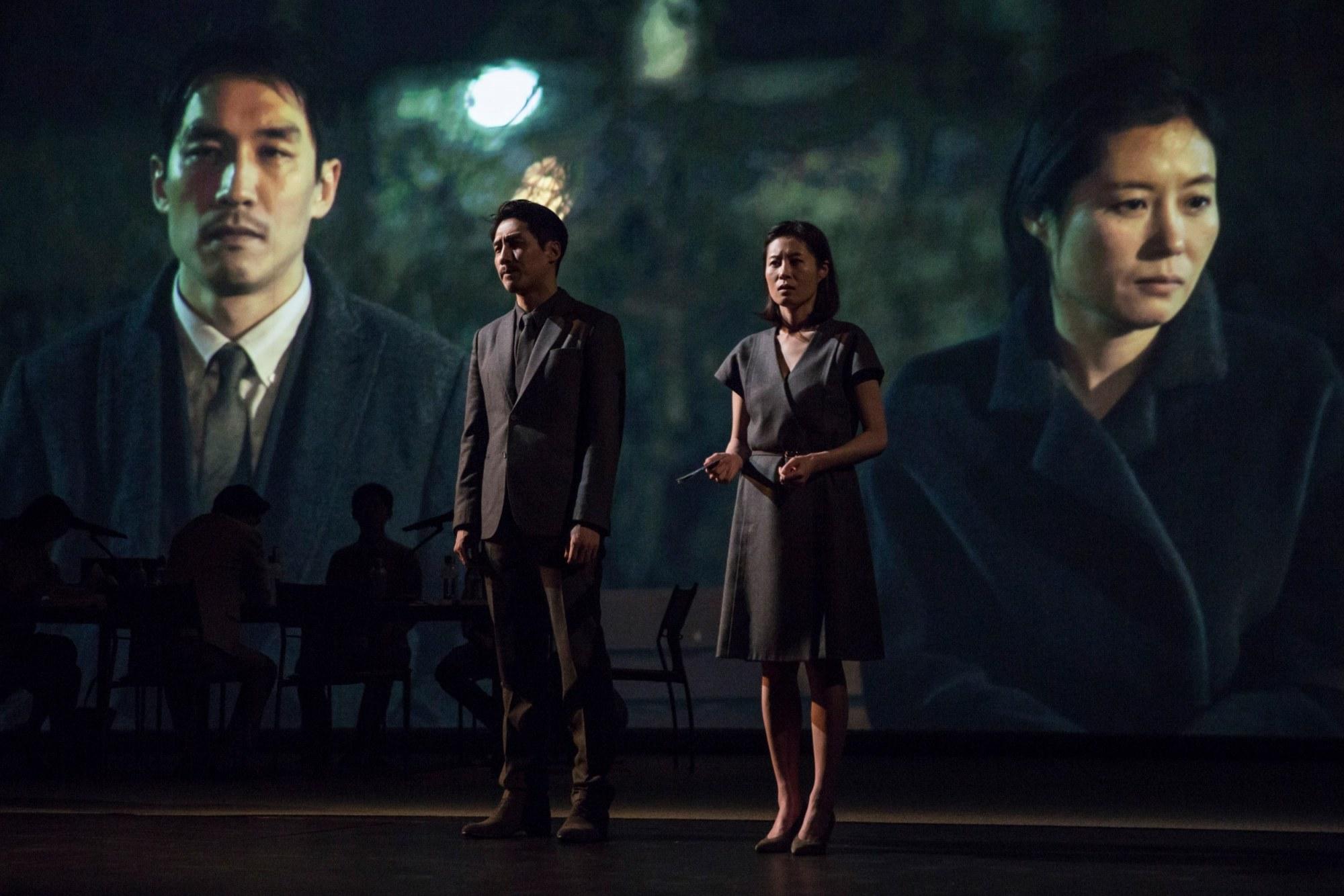 L'Empire des lumières © NAH Inu National Theater Company of Korea
