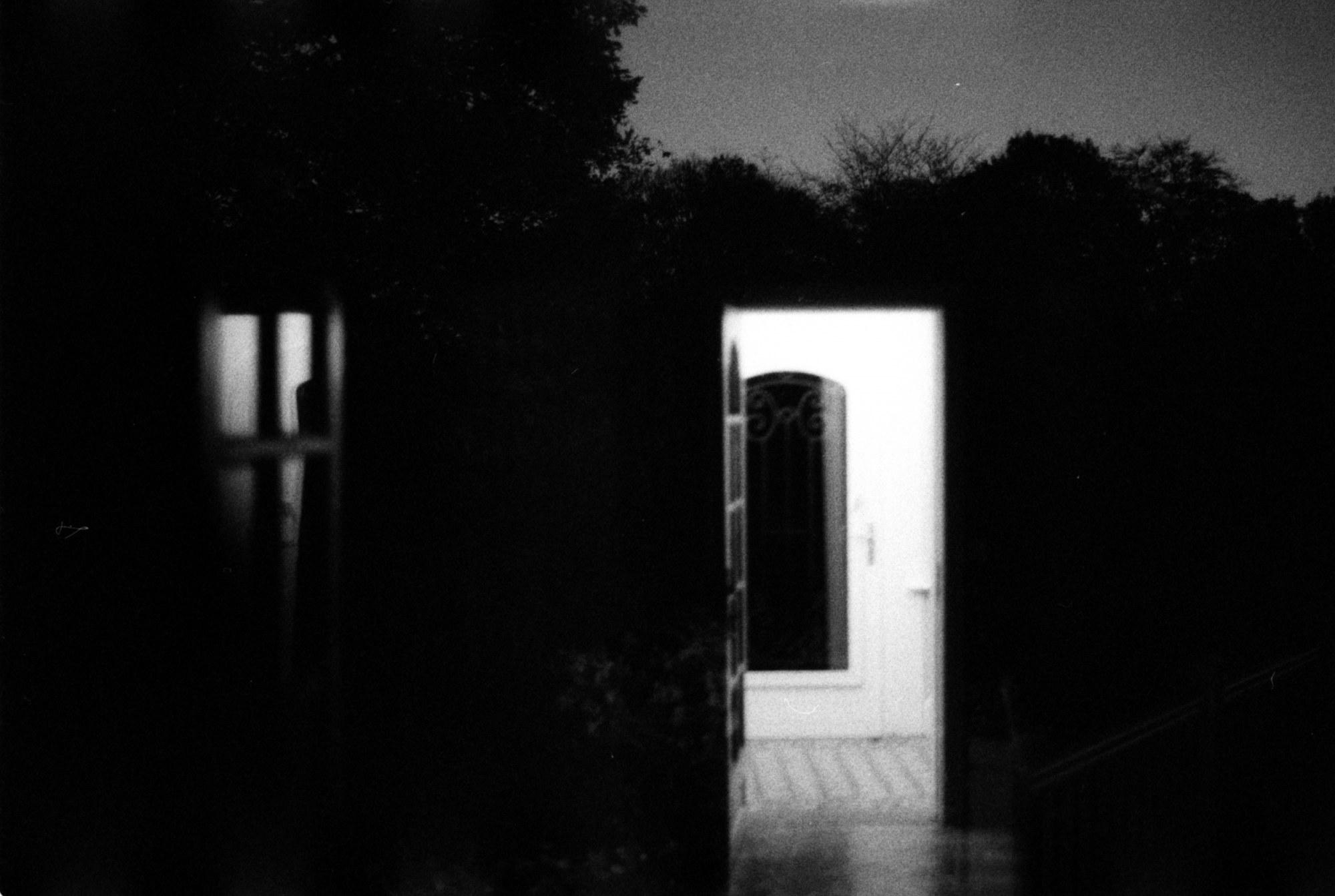 Porte dérobée © Antoine Mouton