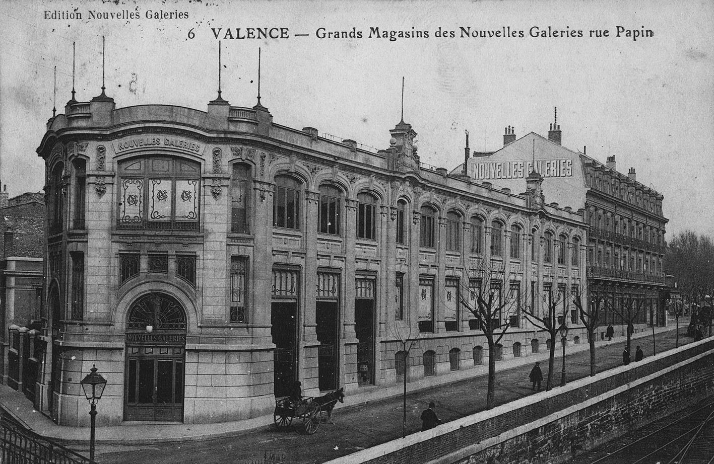 © Médiathèque de Valence, CP1542