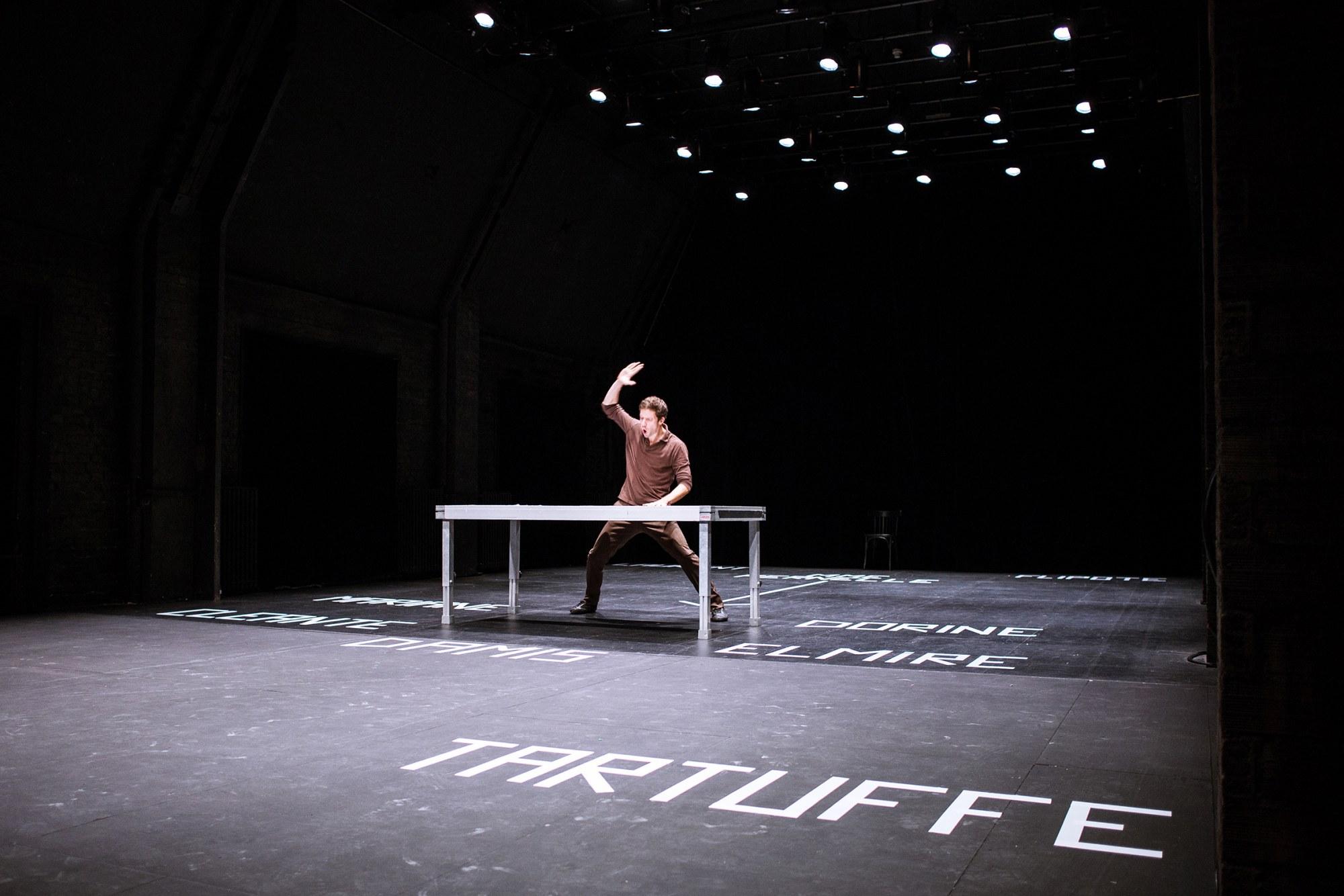 Tartuffe © Mathilde Delahaye